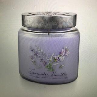 Tried & True/ 15 oz./ Lav. Vanilla candle