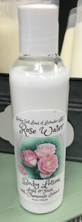 Land of Lavender/4 oz. Rose Water Lotion