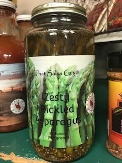 That Salsa Guy/Zesty Pickled Asparagus