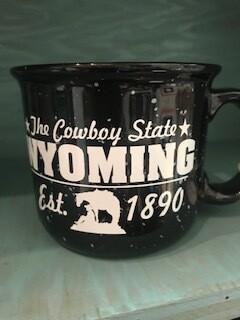 Drinkware/Mug/Wyoming/black