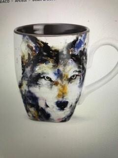Drinkware/DC/Wolf mug