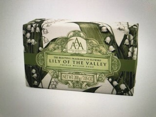 Somerset Toiletry Lily of the Valley soap