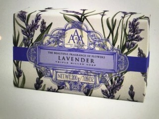 Somerset Toiletry Lavender soap