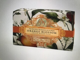 Somerset Toiletry orange blossom soap
