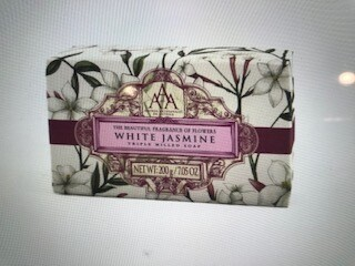 Somerset Toiletry White Jasmine Soap