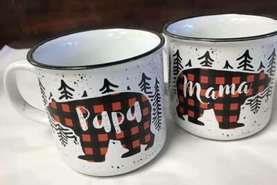 Drinkware/Mama Bear mug