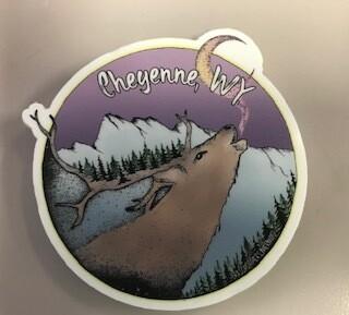 Stickers/Cheyenne,Wyo