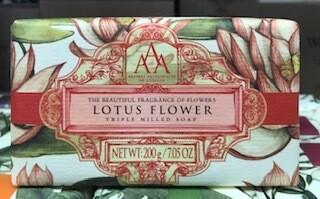 Somerset Toiletry lotus soap