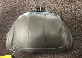 coin purse/grey