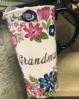 Drinkware/Grandma Travel mug