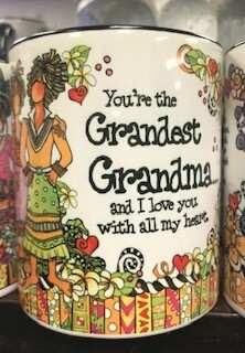Drinkware/Mug/You're the grandest grandma
