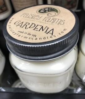 Candle/Paisley Farm/Gardenia/small jar