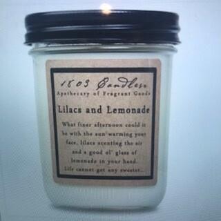 Candle/1803/14oz. jar/Lilac & Lemonade