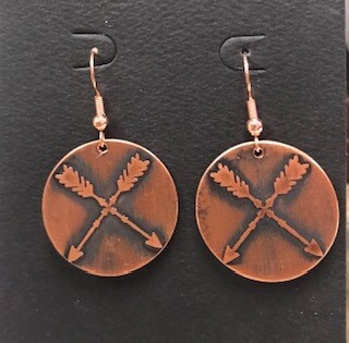 Earring/Handcrafted/arrows
