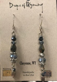 Earring/Drop of Cheyenne