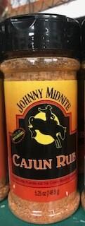 Johnny Midnite/Cajun Rub/Wyo Made