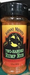 Johnny Midnite/Two Handed Rump Rub/Wyo made