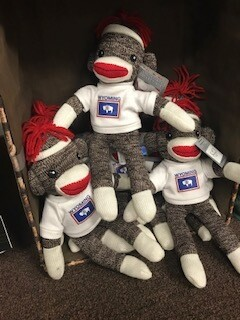 Wyoming Souvenirs/sock monkeys