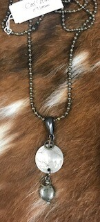 Coolwater Jewelry/necklace/buffalo nickel