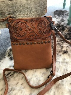 Montana West/crossbody bag/brown