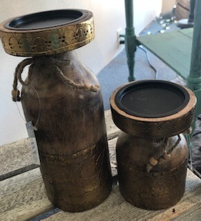 Home Decor/candle holders