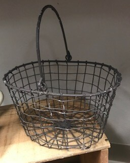 Home decor/gathering basket/small