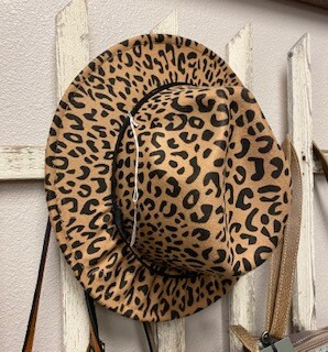 Apparel/Felt leopard Hat