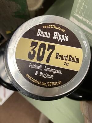 307 Beard/ 2 oz. beard balm in Damn Hippie