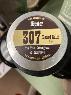 307 Beard/2 oz. Beard Balm Hipster