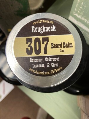 307 Beard/Beard Balm/Rough Neck