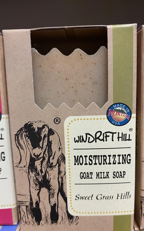 Windrift Hill/Sweet Grass Hills Soap