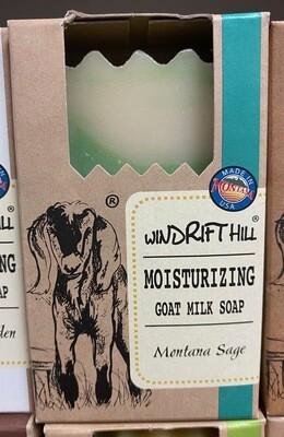 Windrift Hill/Mountain Sage soap