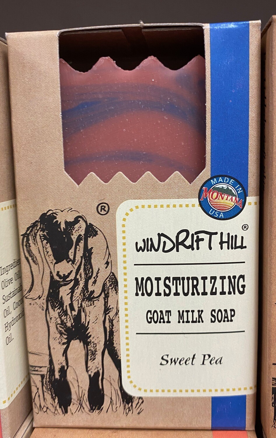 Windrift Hill/Sweet Pea soap