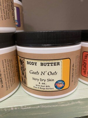 Windrift Hill/Body Butter/Goats n Oats