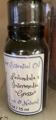 Land of Lavender/Lavender Essential Oil/Wyo made