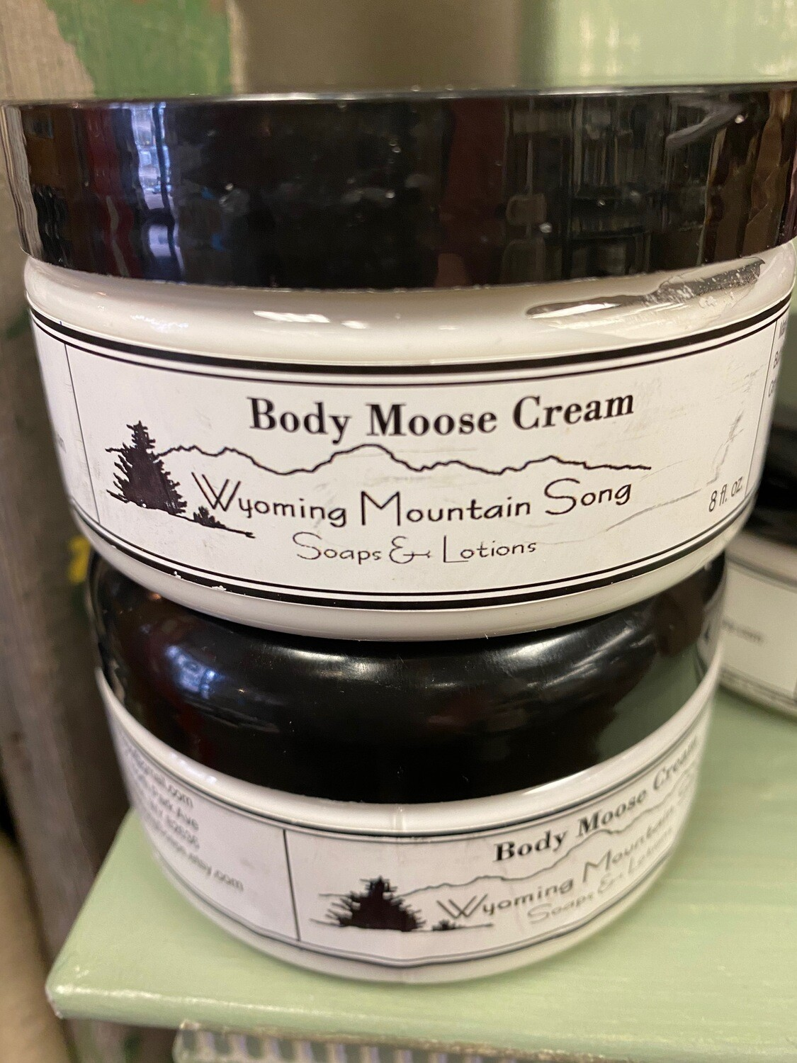 Wyoming Mountain Song/Body Moose Cream/scents in options