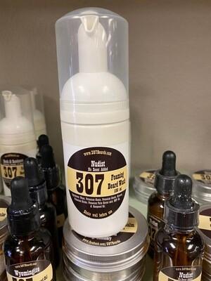 307 Beard/Foaming beard wash/nudist(unscented)