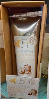 Simply Bee Well/Honey & Coconut Hand Cream