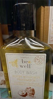 Simply Bee Well/Honey & Coconut Body Wash