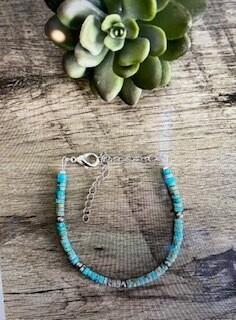 Jewelry/turquoise bracelet