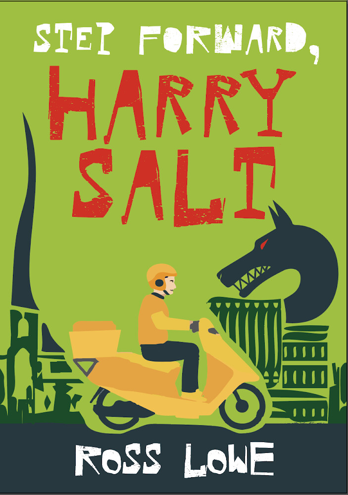 Step Forward, Harry Salt