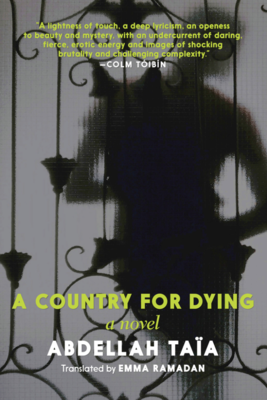 Country for Dying, Abdellah Taïa