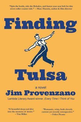 Finding Tulsa, Jim Provenzano