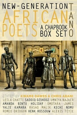 New-Generation African Poets: A Chapbook Box Set, Edited by Kwame Dawes and Chris Abani