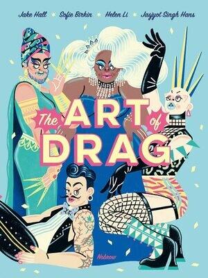 The Art of Drag, Jake Hall