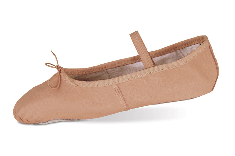 331/332 Full Sole Leather Ballet Pink