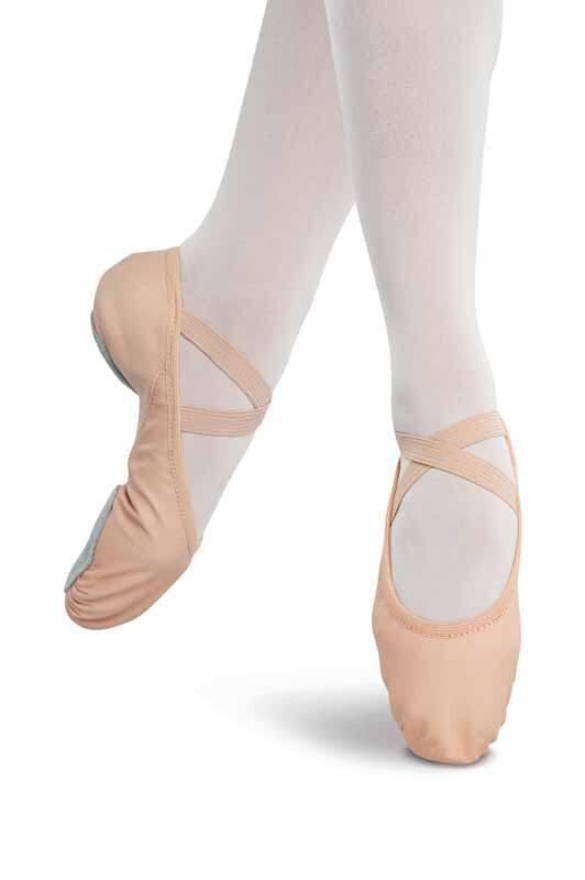 397/398 Stretch Split Sole Ballet