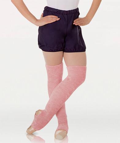"BW 198 22"" Boucle Legwarmer Pink"