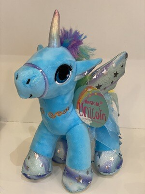 CJ Unicorn Plush