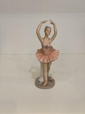 Porcelain Standing Ballerina